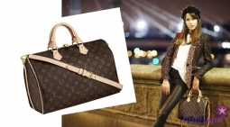 Nova bolsa speedy da Louis Vuitton
