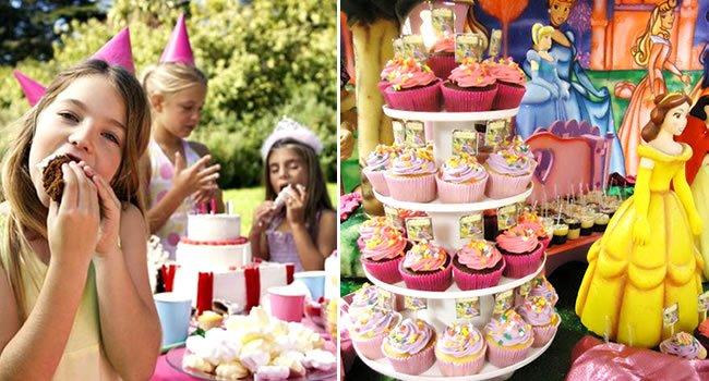 cupcakes divertidos para festa infantil