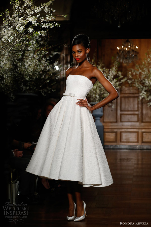 romona-keveza-wedding-dresses-spring-2014-bridal-funny-face-waltz-length-strapless-gown