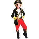 free-shipping-halloween-Jack-pirate-captain-clothing-shirt-pants-with-boots-vest-hat-goggles-belt-without