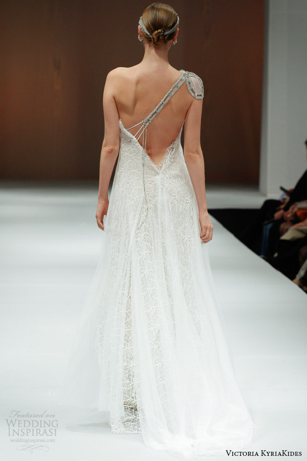 victoria-kyriakides-wedding-dresses-fall-2014-bunches-of-love-one-shoulder-gown-low-back