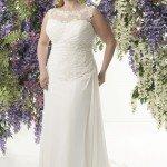 vestido de noiva plus size romantico colecao callista-Bruges