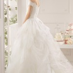 aire-barcelona-2015-anabel-sleeveless-lace-neckline-ball-gown-side-view-gathered-skirt