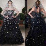 vestido de noiva e festa na cor preta 13
