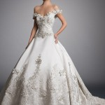 amalia-carrara-eve-of-milady-2014-off-shoulder-ball-gown-wedding-dress-style-328