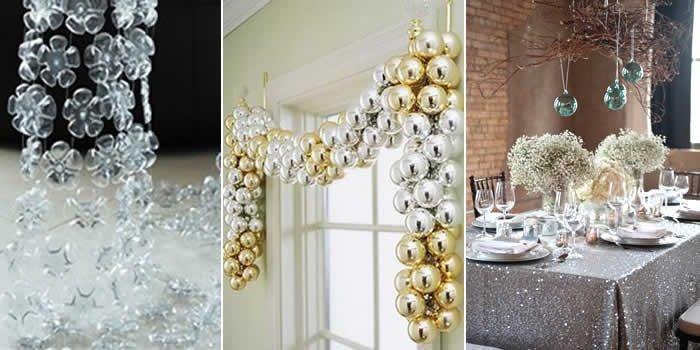 decoracao festa reveillon:Outra coisa que se pode explorar é que a decoração fique criativa