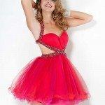 vestido-debutante-curto-moderno-vermelho-rosa