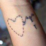 Tatuagens no Pulso 6