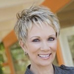 hairstyles Pixie Cut over 60 546757