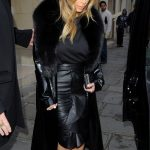 kim-kardashian-black-fur-coat