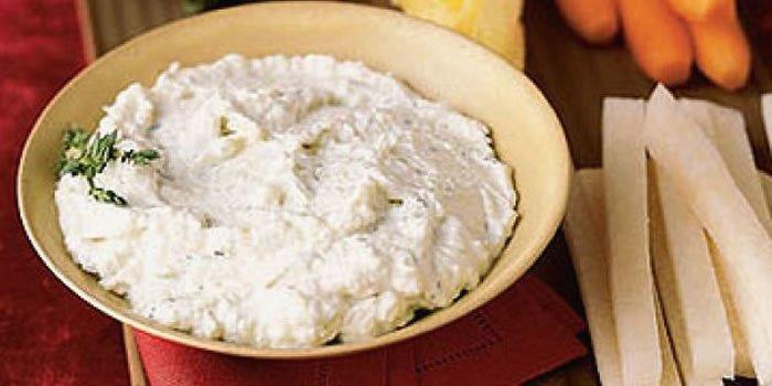 pate de pepino com cream cheese